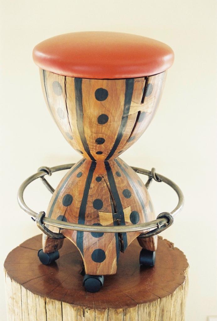 Ladybird Stool