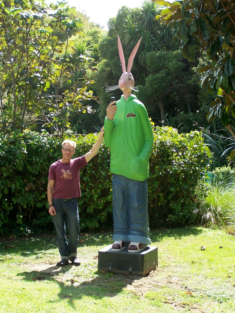 Teenage txt Bunny and me